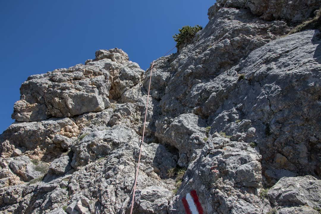 Bergwerkskogel - Rettenkogel