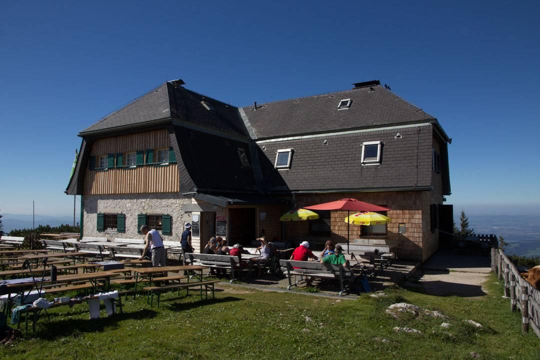 Brunnkogel - Schafluckensteig