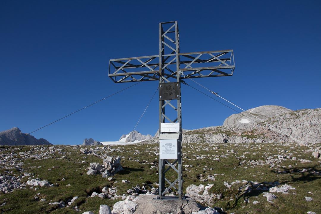 Hoher Ochsenkogel - Niederes Kreuz