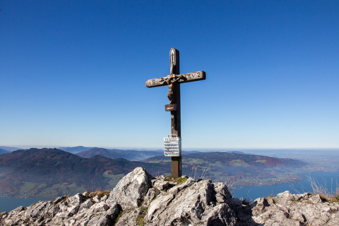 Wanderung zum kleinen Schoberstein, Madlgupf und Dachsteinblick